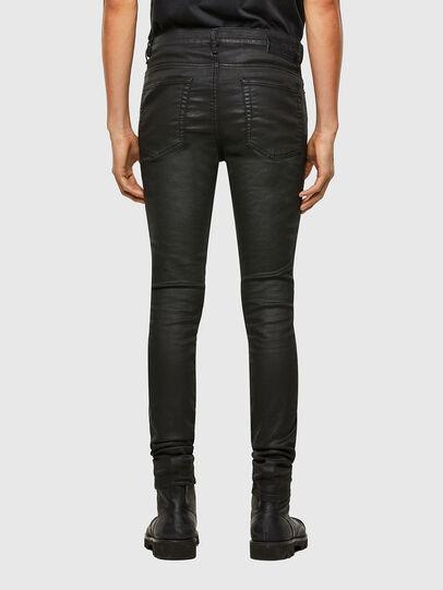 Diesel - D-Reeft JoggJeans® 069TE, Nero/Grigio scuro - Jeans - Image 2