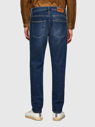 Diesel - D-Fining-Chino 009MI, Blu Scuro - Jeans - Image 2