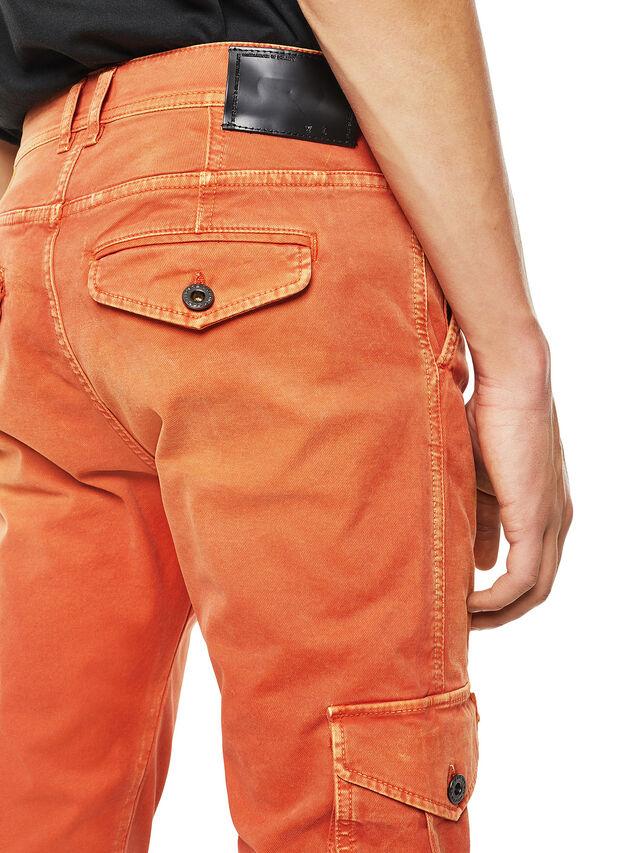Diesel - TYPE-2910, Arancione - Jeans - Image 5