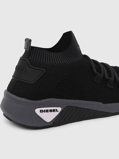 Diesel - S-KB ATHL LACE W, Nero - Sneakers - Image 5