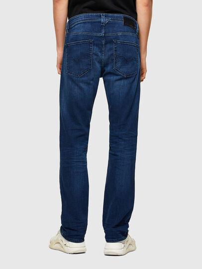 Diesel - Larkee 069SF, Blu Scuro - Jeans - Image 2