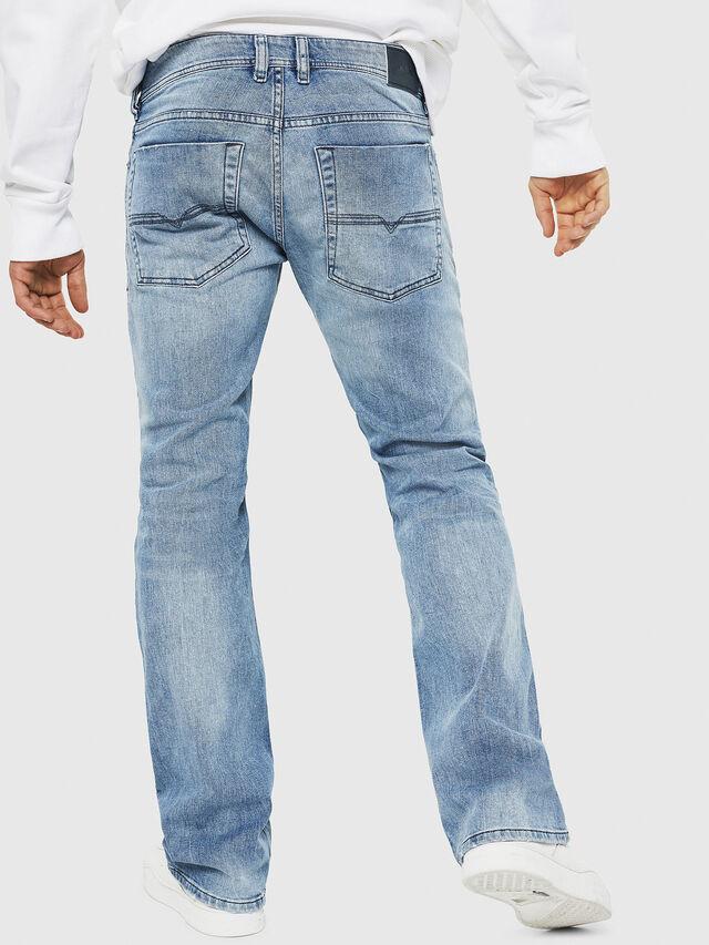 Diesel - Zatiny C81AL, Blu Chiaro - Jeans - Image 2