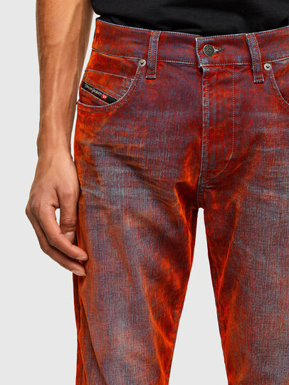 Diesel - D-Strukt 069TL, Rosso - Jeans - Image 3