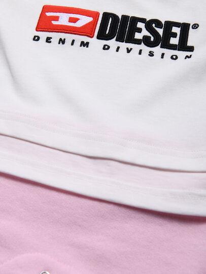 Diesel - JENGYDIV-NB, Bianco/Rosa - Tute e Salopette - Image 3