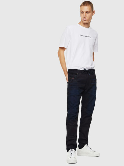 Diesel - Krooley JoggJeans 069IM, Blu Scuro - Jeans - Image 5