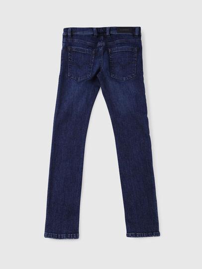Diesel - SLEENKER-J-N, Blu Scuro - Jeans - Image 2