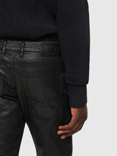 Diesel - Krooley JoggJeans® 0849R, Nero/Grigio scuro - Jeans - Image 3