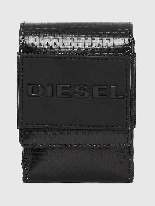 Diesel - LOSSO, Nero - Portafogli Piccoli - Image 1