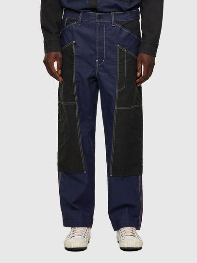 Diesel - D-Franky JoggJeans® 0EEAW, Blu Scuro - Jeans - Image 1