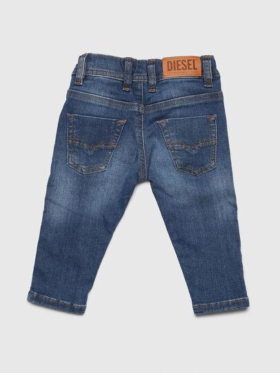 Diesel - KROOLEY-NE-B-N, Blu Chiaro - Jeans - Image 2