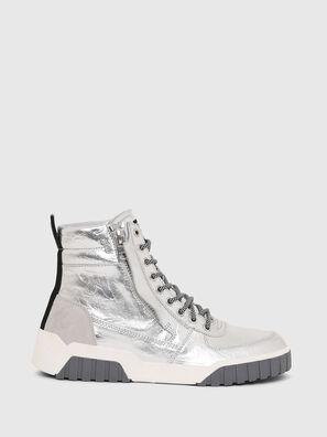 S-RUA MID W, Argento - Sneakers