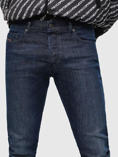 Diesel - D-Luster 0095K, Blu medio - Jeans - Image 3