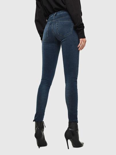 Diesel - Slandy 084UT, Blu Scuro - Jeans - Image 2