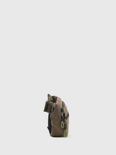 Diesel - F-URBHANITY BUMBAG, Verde Militare - Marsupi - Image 3