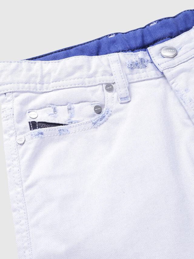 Diesel - TEPPHAR-J-N, Bianco Jeans - Jeans - Image 3