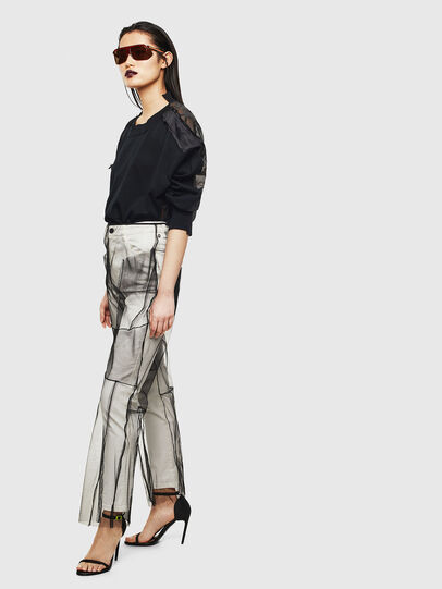 Diesel - TYPE-1003, Bianco - Jeans - Image 7