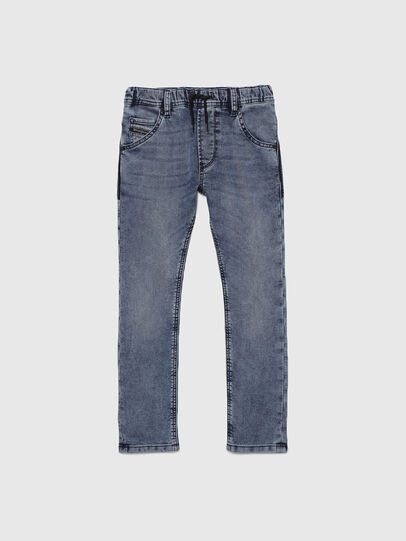 Diesel - KROOLEY-J JOGGJEANS, Blu - Jeans - Image 1