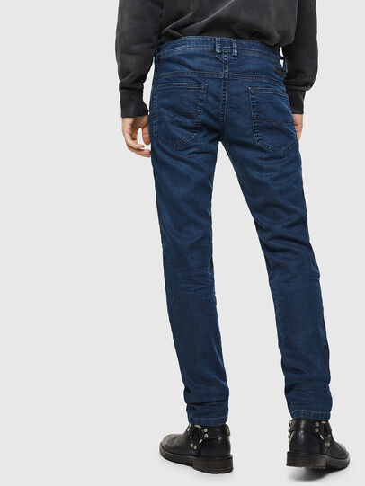 Diesel - Thommer JoggJeans 0688J, Blu Scuro - Jeans - Image 2