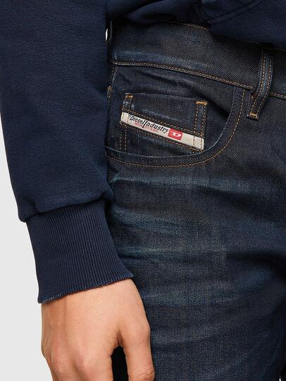 Diesel - D-Strukt 09A45, Blu Scuro - Jeans - Image 4