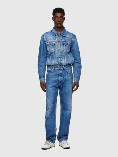 Diesel - D-Macs 009MG, Blu medio - Jeans - Image 5