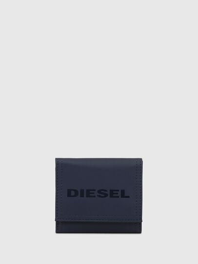 Diesel - YOSHINO LOOP, Blu Scuro - Portafogli Piccoli - Image 1