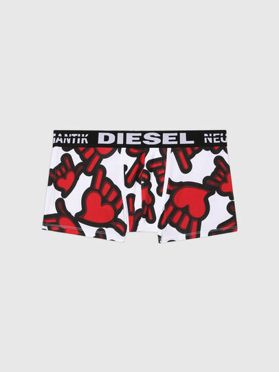 Diesel - UMBX-DAMIEN, Giallo/Rosso - Boxer stretch - Image 4