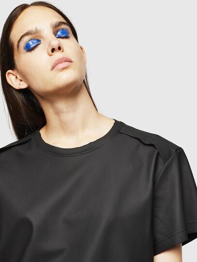 Diesel - T-DARYL, Nero - T-Shirts - Image 3