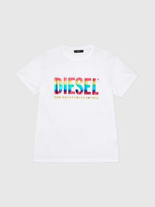 BMOWT-DIEGO-NEW-P, Bianco - T-Shirts