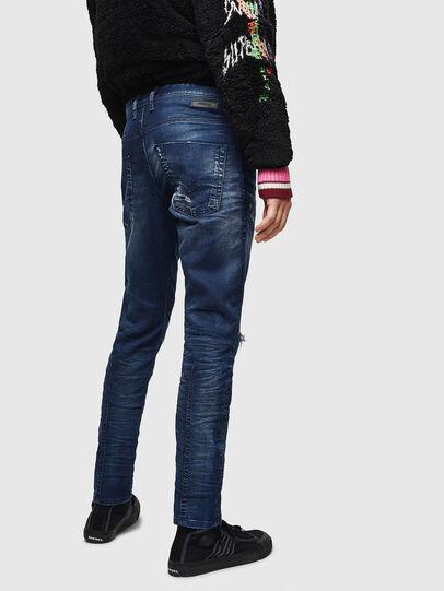 Diesel - Krooley JoggJeans 069JE, Blu Scuro - Jeans - Image 2