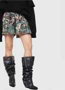 S-EDEN-A, Verde Camo - Shorts