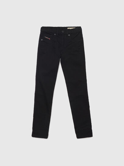 Diesel - DHARY-J, Nero/Grigio scuro - Jeans - Image 1