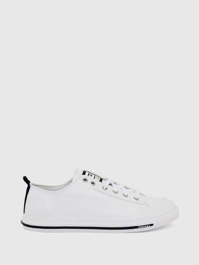 Diesel - S-ASTICO LOW CUT W, Bianco - Sneakers - Image 1