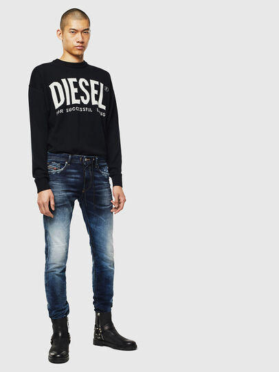 Diesel - Thommer JoggJeans 069KD, Blu Scuro - Jeans - Image 5