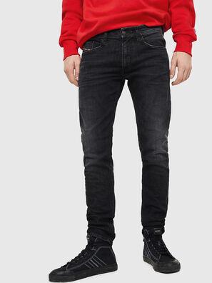 Thommer 0890E, Nero/Grigio scuro - Jeans