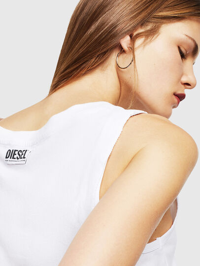 Diesel - T-TRIXY, Bianco - Tops - Image 5