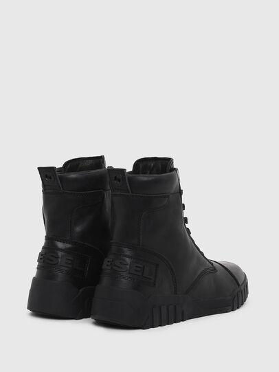 Diesel - H-RUA AM, Nero - Sneakers - Image 3