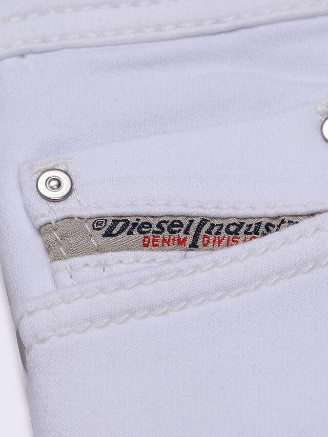 Diesel - TEPPHAR-J-N JOGGJEANS, Bianco Jeans - Jeans - Image 4