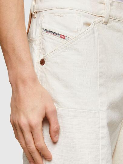 Diesel - D-FRANS-SP1, Bianco - Shorts - Image 3