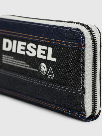 Diesel - 24 ZIP,  - Portafogli Con Zip - Image 4
