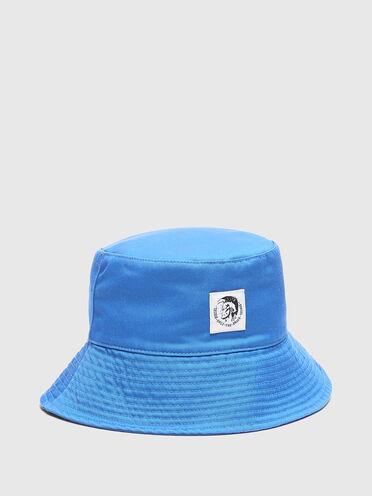 Cappello da pescatore in twill washed