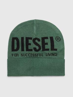 K-BECKY-B, Verde Scuro - Cappelli invernali