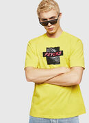 T-JUST-Y18, Giallo - T-Shirts