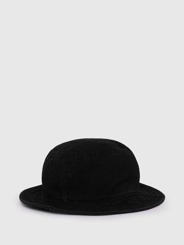 Cappello da pescatore in twill di cotone