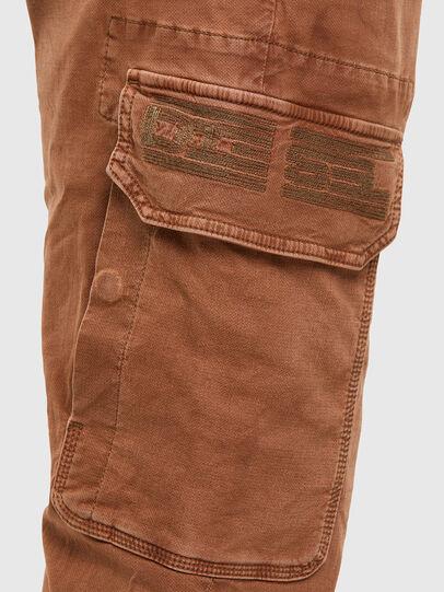 Diesel - D-Krett JoggJeans 069RJ, Marrone Chiaro - Jeans - Image 5