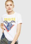 T-SILY-WP, Bianco - T-Shirts