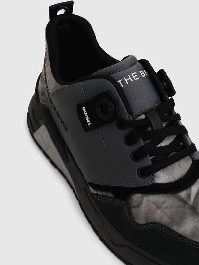 Diesel - S-BRENTHA LC, Nero - Sneakers - Image 5