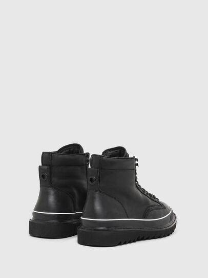 Diesel - H-SHIROKI DMBB, Nero - Sneakers - Image 3