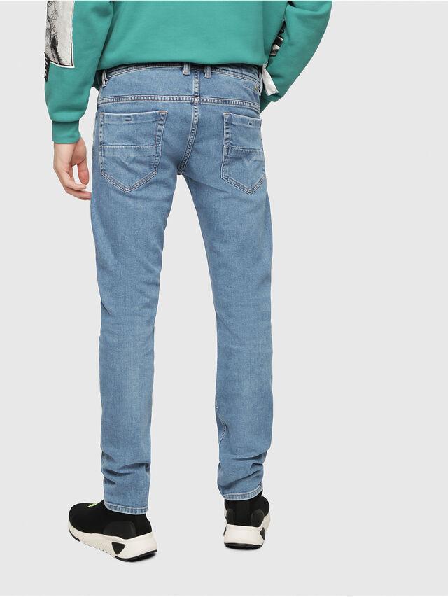 Diesel - Thommer 087AR, Blu Chiaro - Jeans - Image 2