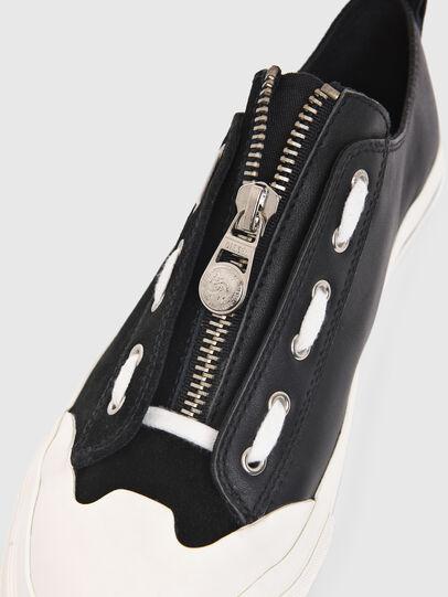 Diesel - S-ASTICO LZIP, Nero - Sneakers - Image 4