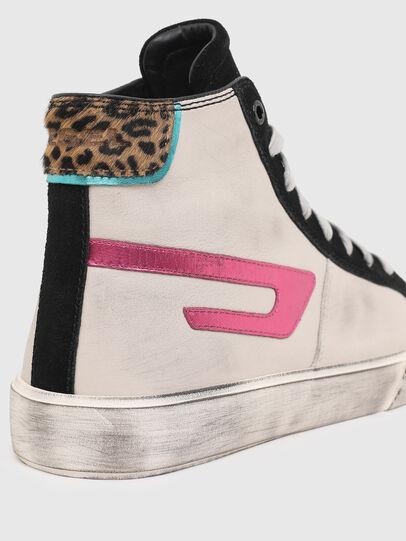 Diesel - S-MYDORI ML W, Rosa/Nero - Sneakers - Image 4